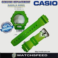 Original Replacement Band and Bezel for CASIO G SHOCK For DW-6900NB-3 DW6900NB
