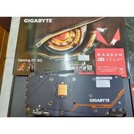技嘉 Gigabyte Radeon RX Vega 64 8G 三星記憶體