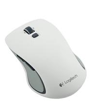 Logitech 羅技 M560 無線滑鼠 白色 支援WIN8 全尺寸外型 舒適設計