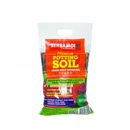 Serbajadi Potting Mix Soil (5L)