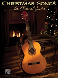 CHRISTMAS SONGS for Classical Guitar 耶誕曲金選古典吉他譜