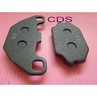 CDS (全新) 碳刷金屬碟煞皮 光陽得意-100+GP-125碟式煞車皮各一