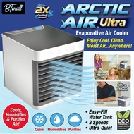 [Arctic Air Ultra New Model] 4in1 USB Mini Portable Aircon Air Conditioner Aircooler Fan / Humidifier / Purifier / Light