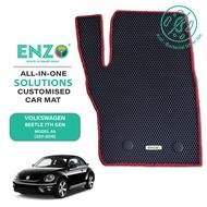 ENZO Car Mat - Volkswagen Beetle 7th Gen Model A5 (2011-2019)