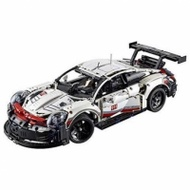 LEGO 樂高 Technic Porsche 911 RSR 42096 Building Kit(1580 Piece)