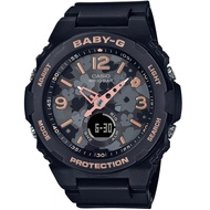CASIO 卡西歐 Baby-G 花朵系列手錶 BGA-260FL-1A
