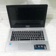 Laptop Asus X450J Core i7 4720Hq RAM 4GB SSD 128GB GAMING DESAIN