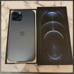 Iphone 12 pro max 128gb 全新機100%new 送玻璃貼 鏡頭保護 手機殼 可陪同到apple驗機