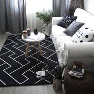 【七號小鋪】北歐客廳地毯地墊 訂製地毯地墊 多款式 簡約IKEA 臥室地毯