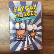 Scholastic Fly guy and Buzz 15本初級讀本 mega set