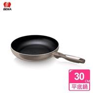 【BEKA 貝卡】Pro Induc Pearl茵杜克珍珠鍋系列 單柄平底鍋30cm(5113757314)
