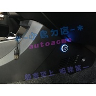 (小鳥的店)三菱 2016-20 ZINGER 雙孔 USB 圓型 原廠部品 藍光 2.1A可到府安裝