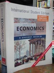【嗶嗶】《Principles of Economics》ISBN:0324203098│Baker & Taylor Books│N. Gregory Mankiw│7*8成新