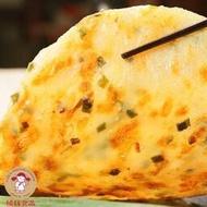 2A5A【魚大俠】FF389禎祥山東蔥油餅(10片/1kg/包)#山東