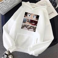 Anime Hoodies Sweats Hoodie My Hero Academia Hoodies Sweatshirts Japan Anime Hip Hop Hoodies