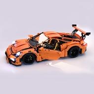 🎉QMI🎉 積木燈飾 相容樂高42056 保時捷 Porsche 911 GT3 RS LEGO 42056