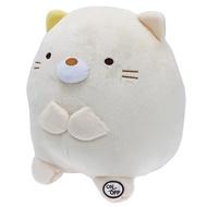 【角落生物 發光娃娃】角落生物 發光娃娃 燈光玩偶 貓咪 日本正版 該該貝比日本精品 ☆