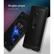Sony Xperia XZ2 / XZ2 Compact Case, Ringke Onyx Case