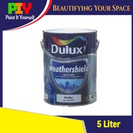 ICI Dulux Weathershield Wall Sealer 18177 For Exterior and Interior / Cat Undercoat Dinding Rumah- 5 Liter