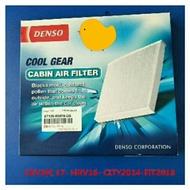 DENSO  HONDA CRV5代 17- HRV16- CITY2014-FIT2018-冷氣濾網 冷氣網 冷氣芯