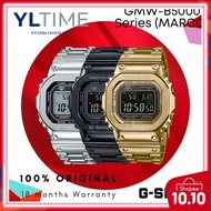 Casio G-Shock Origin GMW-B5000D-1/GMW-B5000GD-1/GMW-B5000GD-9 [MARCO Warranty] 100% Genuine with Money Back Guarantee