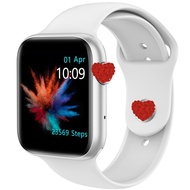 New 2020 QS18 smart watch 1.54 inch full touch screen heart rate monitor fitness bracelet Bluetooth call Android Ios