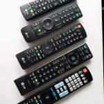 SONY, Samsung & LG電視遙控器 (SONY, Samsung & LG TV remote control)