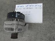 W202 W210 W208 115A 中古正廠 發電機