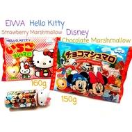日本 Eiwa 伊華 迪士尼 Hello Kitty 聖誕節 棉花糖  賞味期限2020 02 02 過年
