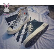 yin and yang OFF-WHITE x Converse Chuck Taylor All Star 70 35-41