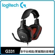 【2020.2 羅技】羅技 Logitech G331 981-000760 電競耳機麥克風