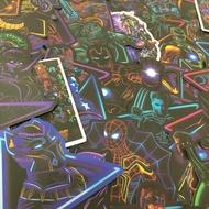 漫威 復仇者聯盟 行李箱 吉他 防水 貼紙 蜘蛛人 鋼鐵人 美國隊長 浩克 薩諾斯 滅霸 驚奇隊長 雷神索爾 黑豹 星爵