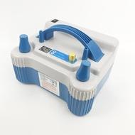 💖充氣泵💖現貨💖顯示下殺💖✒▦新款定時定量 雙孔電動充氣泵氣機氣球裝飾機器 HT-508自動打氣筒