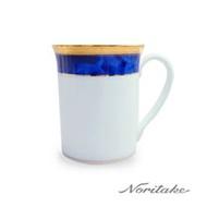 【日本Noritake】皇家系列六色馬克杯-藍邊