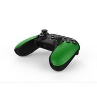 XBOX ONE有線游戲手柄PC帶線手制ONE S有線手把PS4手柄外形黑綠色