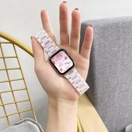 สายนาฬิกาสปอร์ตสำหรับ Apple Watch,สายใสสำหรับ Apple Watch Series 1 2 3 4 5 6 Se ขนาด38มม. 40มม. 42มม. 44มม. รุ่นใหม่ล่าสุด