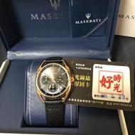 MASERATI 瑪莎拉蒂 Trimarano系列 R8871632002 帆船快艇計時腕錶