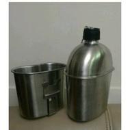 不鏽鋼軍用水壺
