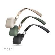 【moshi】Pebbo for AirPods 藍牙耳機充電盒保護套(1/2代通用)