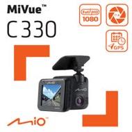 Mio MiVue™ C330 GPS+測速 感光元件 行車記錄器_黏支版《送16G+三孔+保護貼》