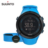 SUUNTO Ambit3 Peak Sapphire HR進階戶外探險與多項目運動GPS腕錶