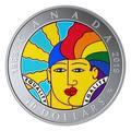 2019 加拿大平等精鑄銀幣