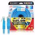 CAT.6A 超高速傳輸網路線(圓線)-20M[CBH-CAT6A-20BL]