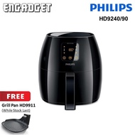 Philips Avance Collection Air Fryer XL (Black) - HD9240/90