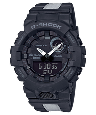 CASIO G-SHOCK GBA-800LU-1A 夜光時尚感藍芽錶【8/15前↘領券再9折,優惠券碼: 2008CP2000B 】