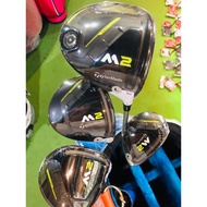 TaylorMade M2 lady driver 球道木 小雞腿