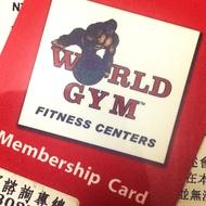 World Gym 健身/長榮店 國賓店 Foocus店/會員轉讓 意者私我