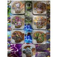 特別02彈 正版 夢幻 胡帕 烈空座 酋雷姆 金卡 黑卡 等級 神奇寶貝 Pokémon Tretta 卡匣