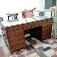 早期花梨木桌 辦公桌 書桌