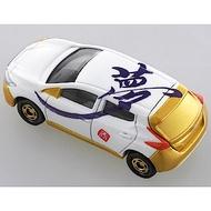 任選TOMICA 2019新年車 吉川書法系列 夢 白色TM61446 多美小汽車
